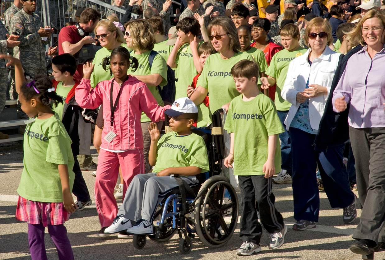 Special Olympics Georgia is Adopt A Highway's Newest Partner!