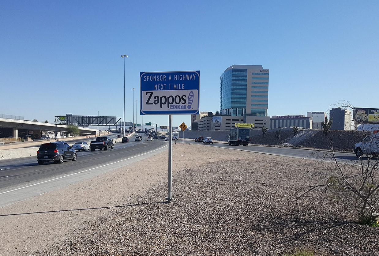 How Zappos is Working Hard to Reshape the Heart of the Las Vegas