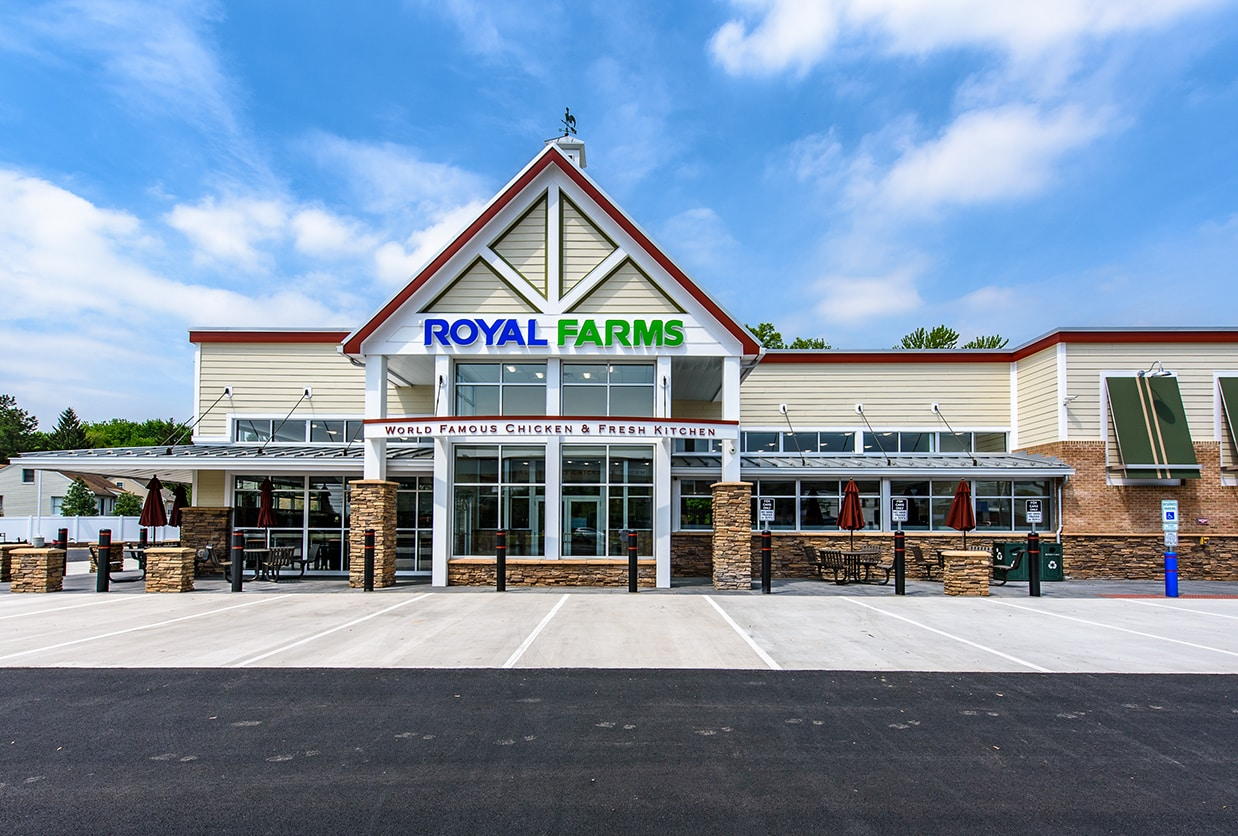 5 Environmental Facts About Royal Farms! (INFOGRAPHIC)