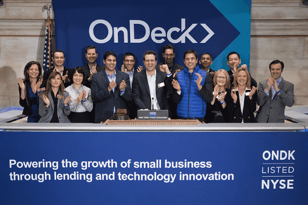 OnDeck Capital, Inc.