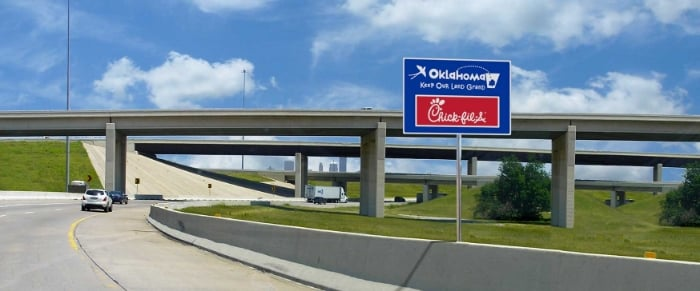 ADOPT A HIGHWAY MAINTENANCE CORPORATION® PARTNERS WITH ODOT TO KEEP OKLAHOMA ROADWAYS CLEAN