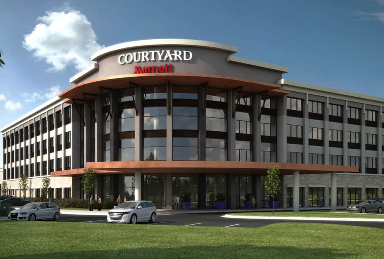 UPDATE: We'd like to Welcome The Courtyard by Marriott Pueblo to the Colorado Sponsor A Highway Program!