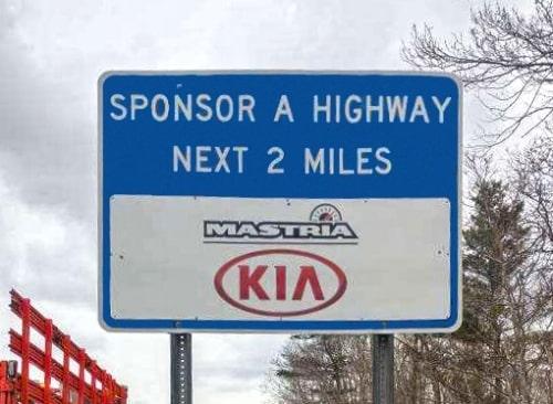 Mastria+KIA+Sign