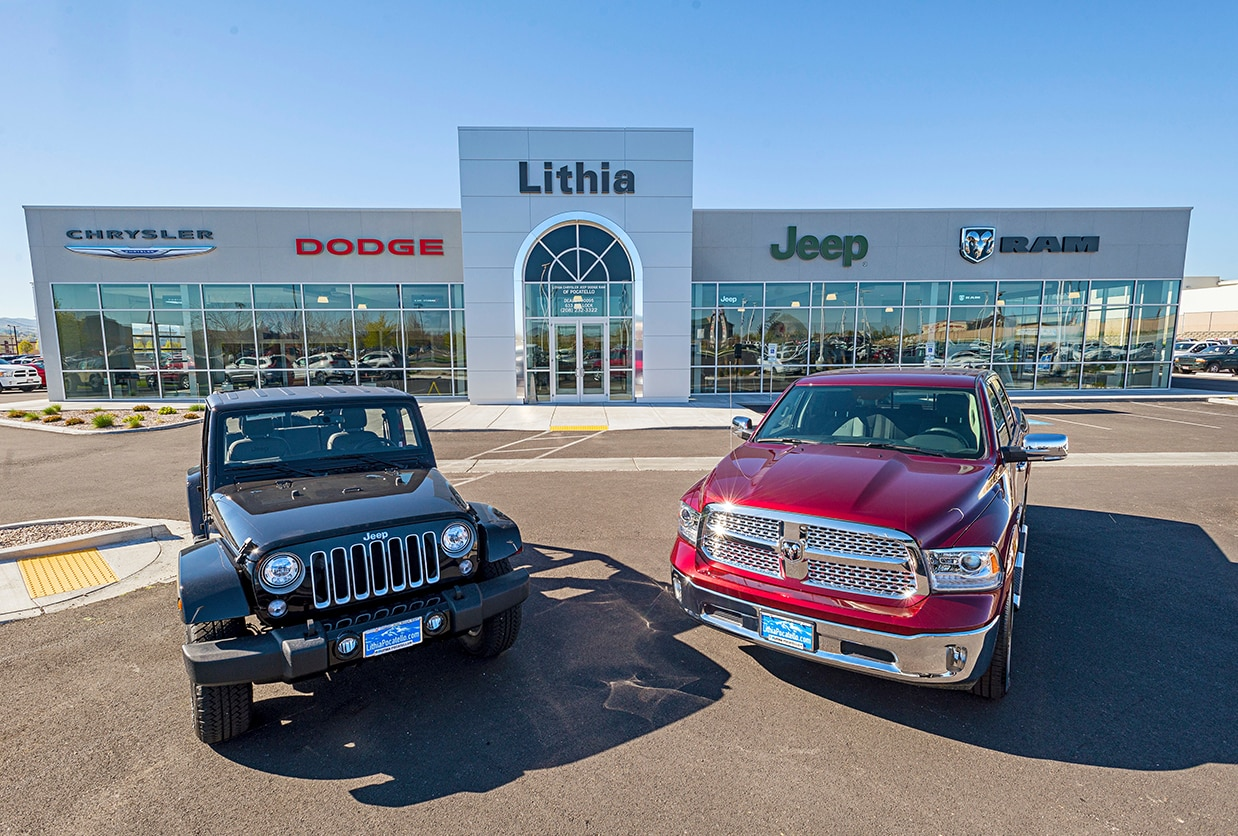 Lithia Motors