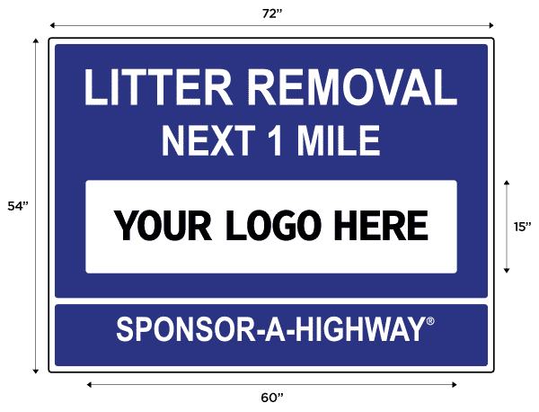 Long Island Sponsor A Highway Sign